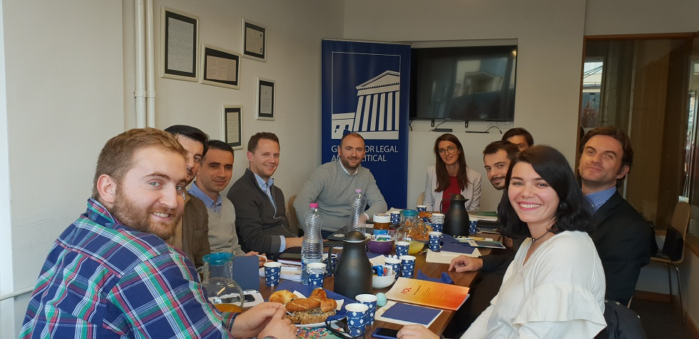 Breakfast meeting with Kosovo* civil society organizations to discuss the CEPEJ methodology and indicators