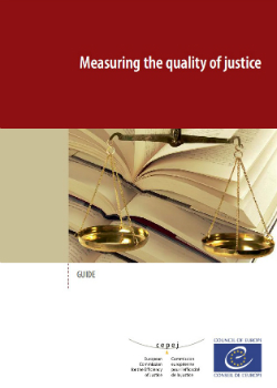 Measuring the quality of justice