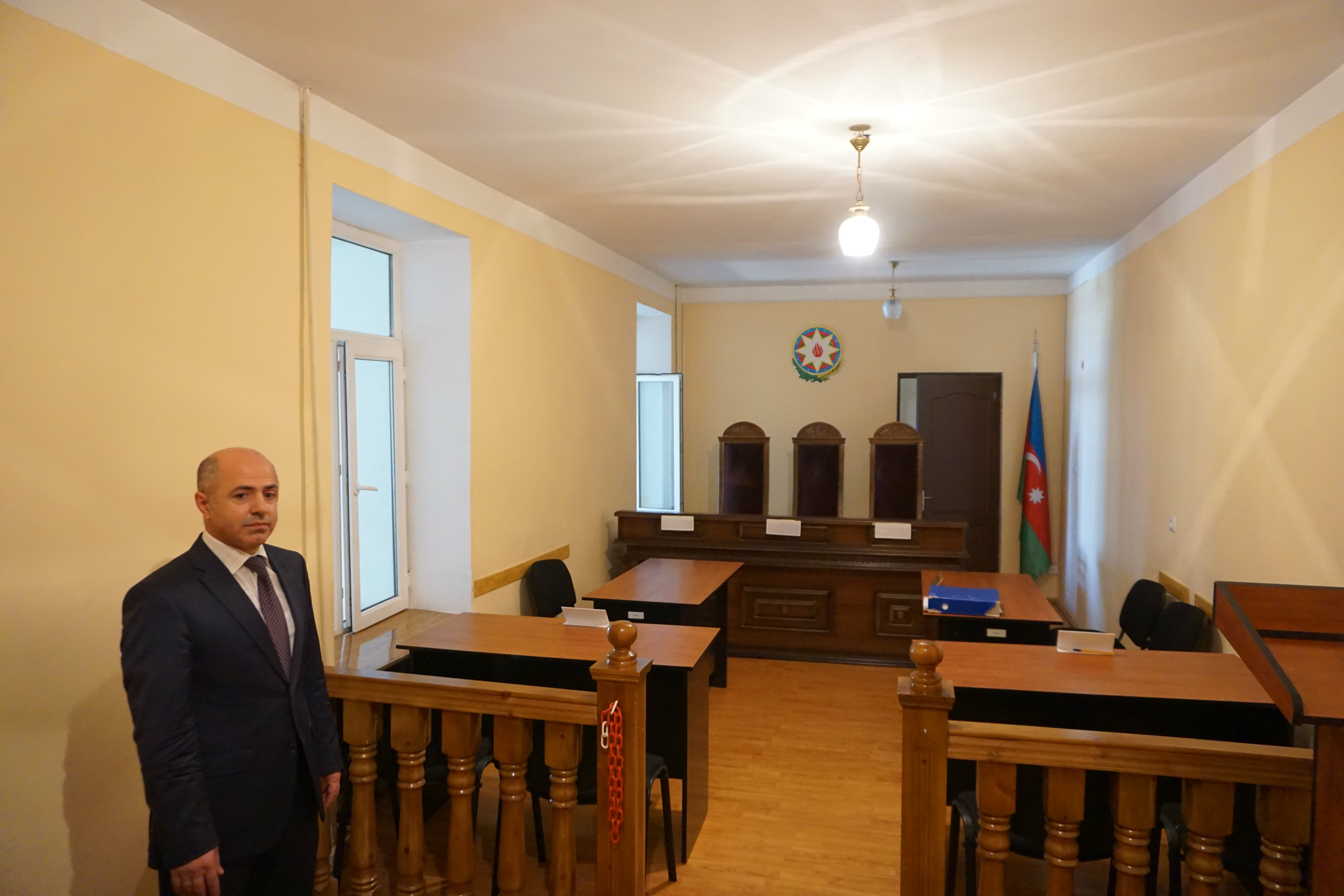 Visit to the Sheki Appeal Court 008.jpg