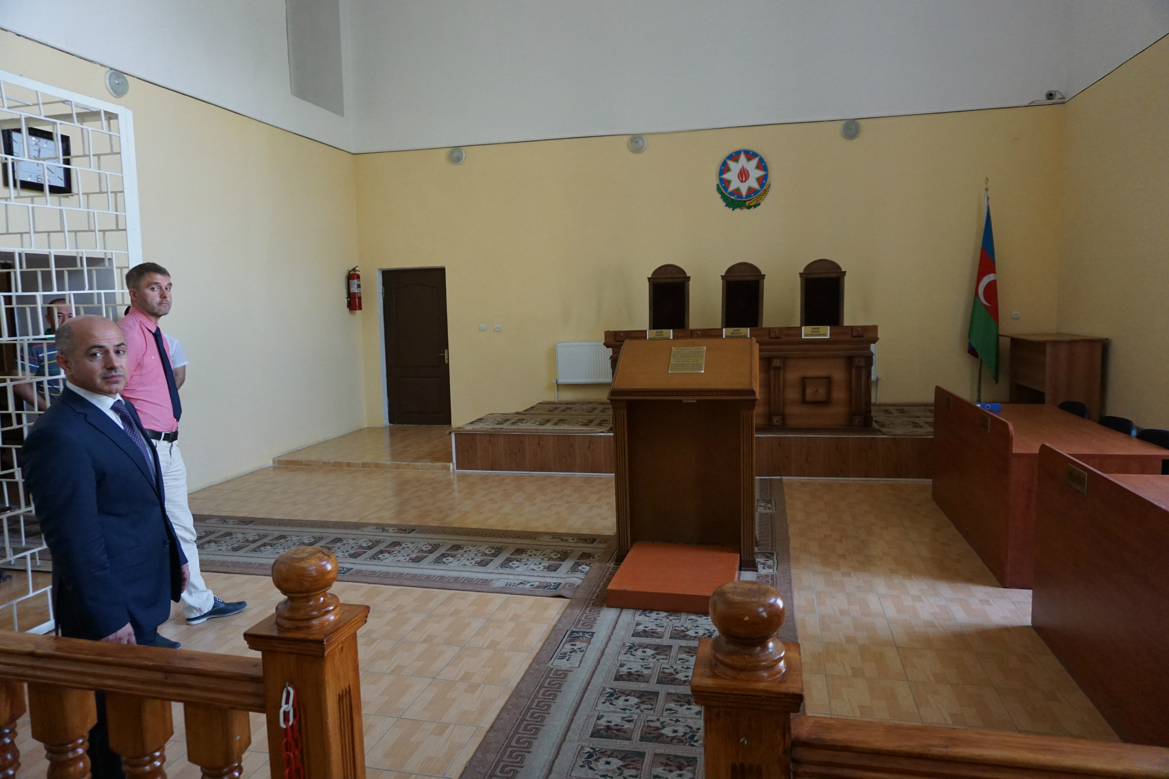 Visit to the Sheki Appeal Court 013.jpg