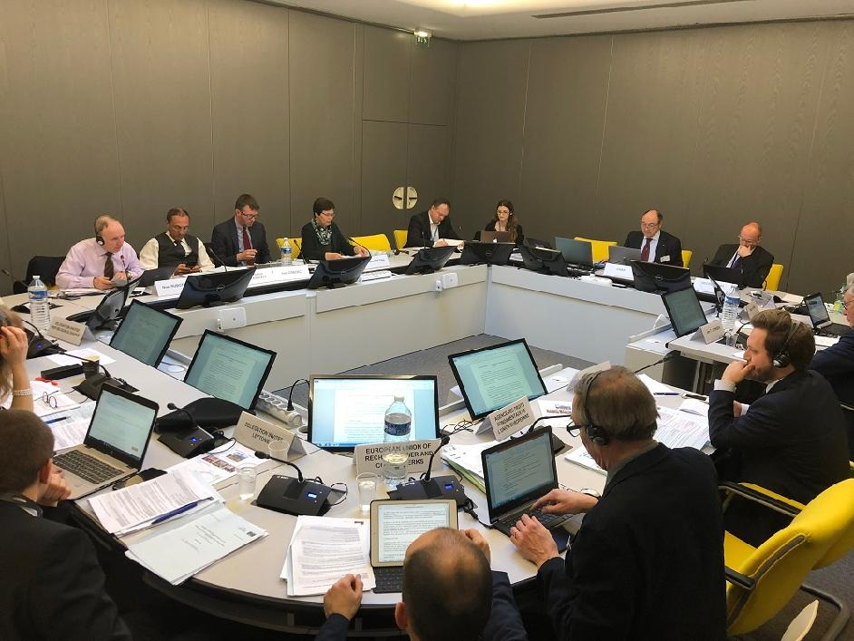 Council of Europe European Commission for the efficiency of