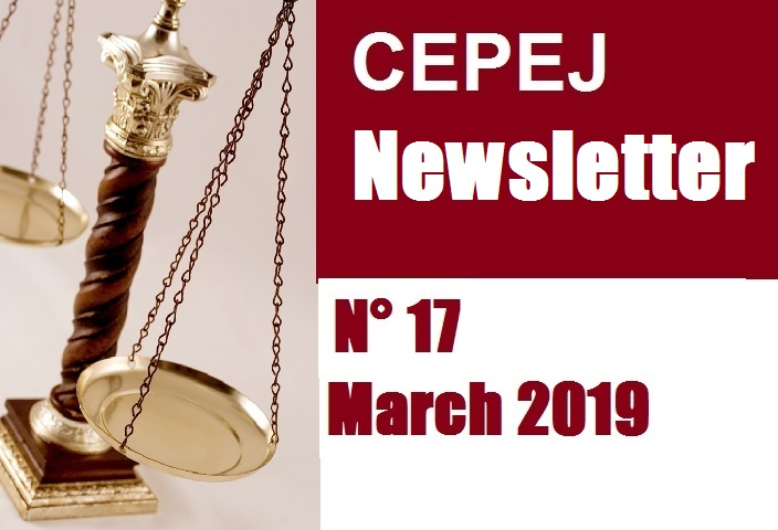 CEPEJ Newsletter: Everything you need to know about new tools and ongoing work on improving the functioning of judicial systems