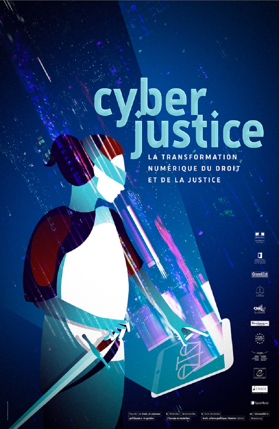 "New ""Cyberjustice University Diploma - Numerical challenges in Justice and the Law"""