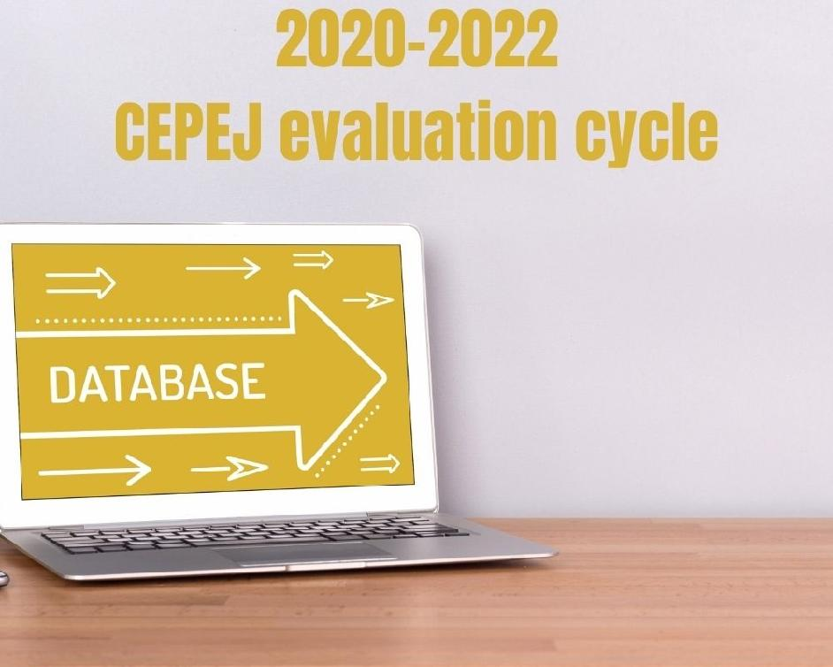 Launch of the 2022 cycle (2020 data) of the CEPEJ evaluation of the functioning of judicial systems