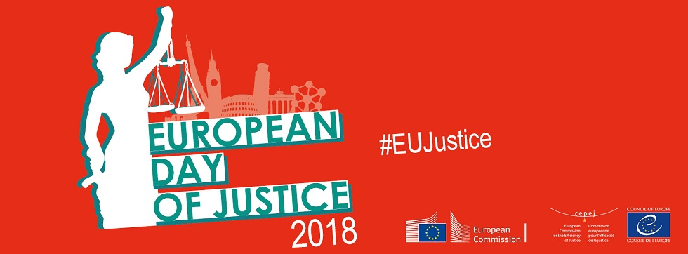 25 October, European Day of Justice: do not miss the opportunity to benefit from free advice from legal professionals