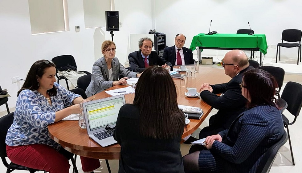 Kick-off activity in the framework of the Project « Supporting the efficiency of Justice in Malta » in Valetta