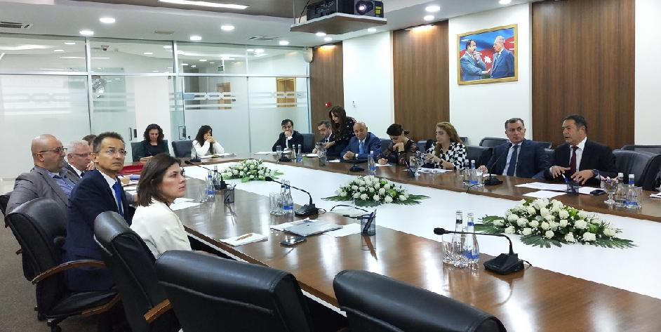 CEPEJ mission to develop a roadmap on disseminating CEPEJ tools in all courts of Azerbaijan