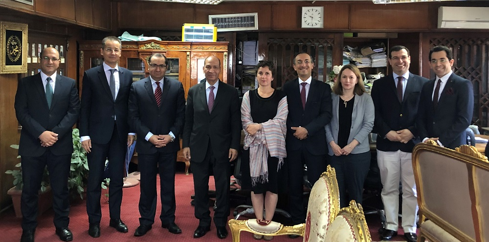 CEPEJ first co-operation with the Egyptian Council of State