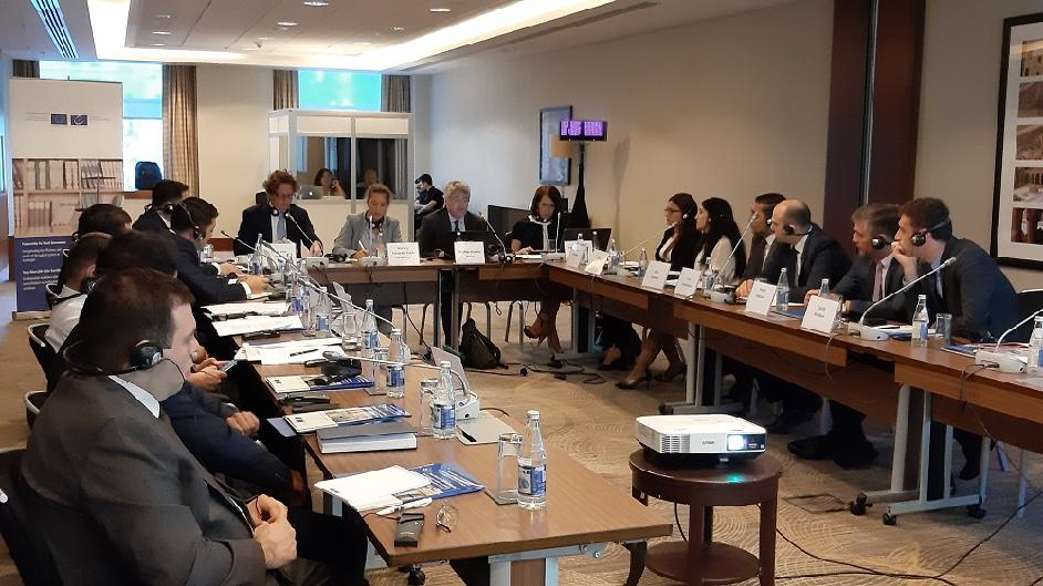 First activity of the CEPEJ cooperation project « Strengthening the efficiency and quality of the judicial system in Azerbaijan »
