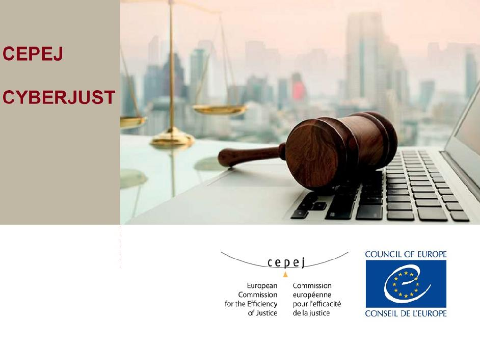 2nd meeting of the new CEPEJ Working Group on Cyberjustice and Artificial Intelligence (CEPEJ-CYBERJUST)