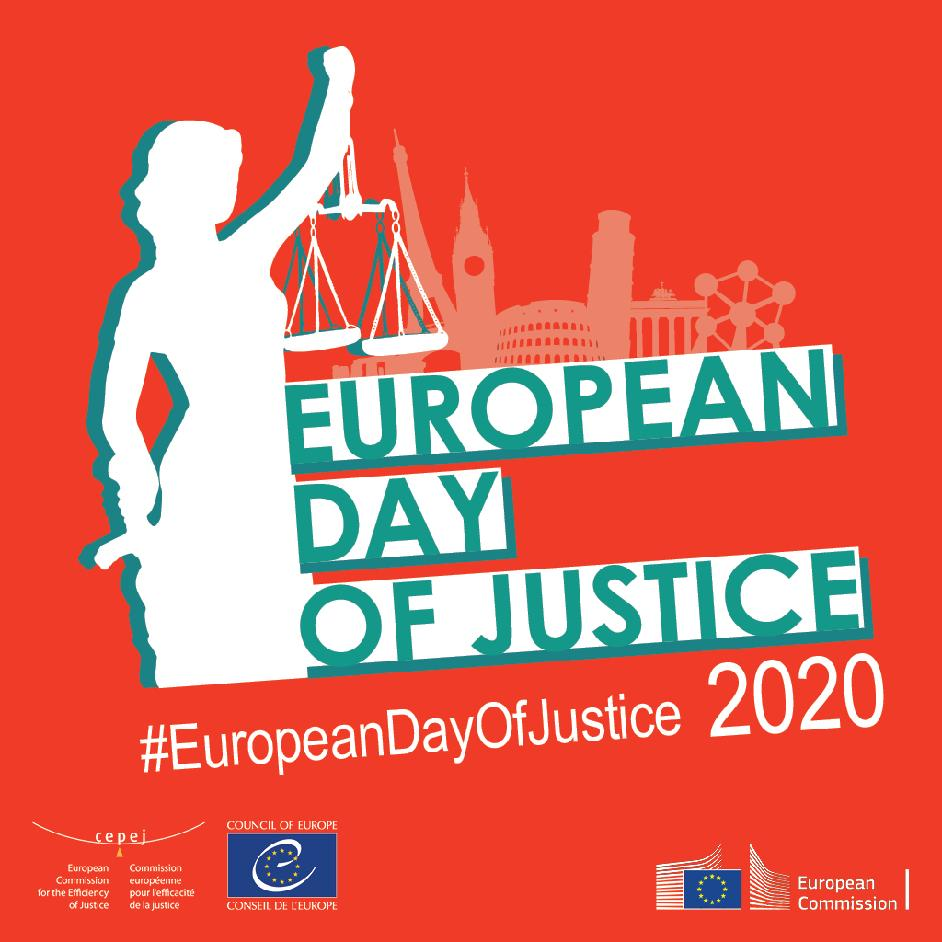 Justice at the service of citizens, students and legal professionals around 25th October 2020