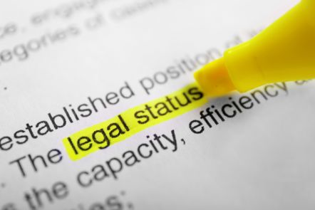 Legal status /  Identity documents / Statelessness
