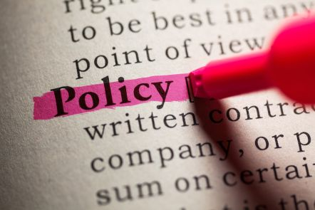 Policy / Strategy developments and implementation