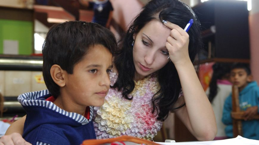 Education of Roma Children