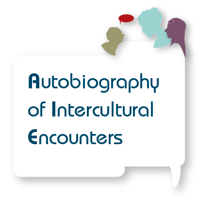 Logo Autobiography of Intercultural Encounters (AIE)