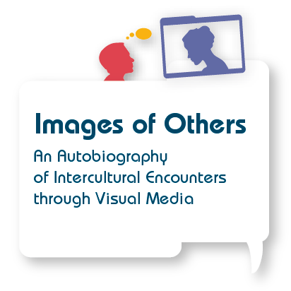 Logo - Images of Others: An Autobiography of Intercultural Encounters through Visual Media (AIEVM)