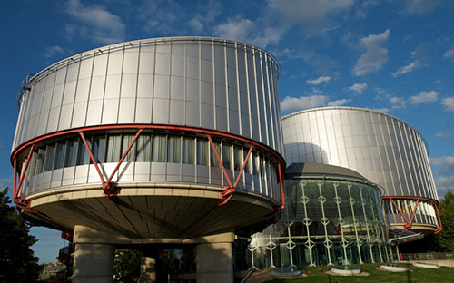 Council of Europe European Court of Human Rights