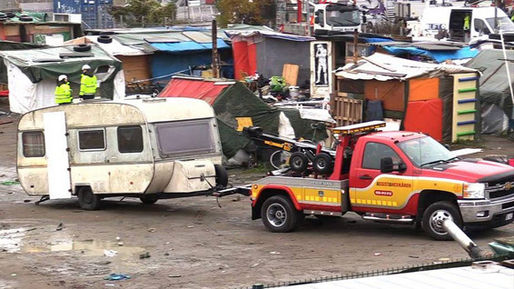 European countries must stop forced evictions of Roma