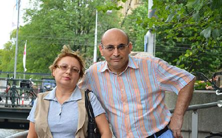 Commissioner appalled by sentences against Leyla and Arif Yunus