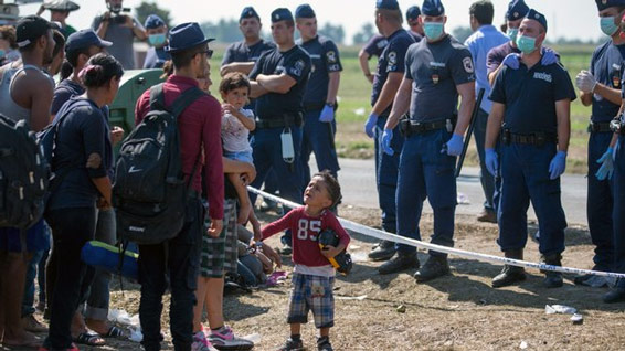 Europe can do more to protect refugees