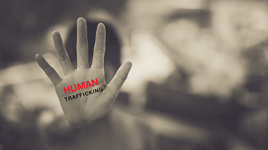 Time to deliver on commitments to protect people on the move from human trafficking and exploitation