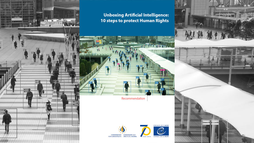 Unboxing artificial intelligence: 10 steps to protect human rights