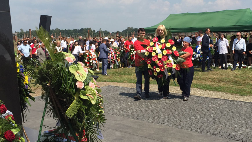 Commemoration of the Roma Holocaust: our duty to remember, and to combat persisting anti-Gypsyism in today's Europe