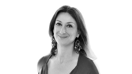 Truth and Justice for Daphne Caruana Galizia