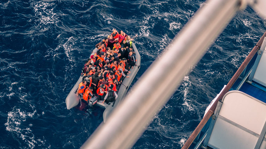 States should ensure rescue at sea and allow safe disembarkation during the COVID-19 crisis