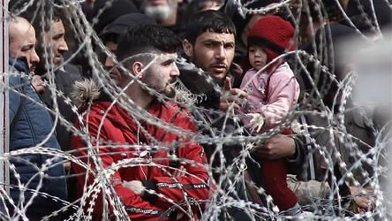 Time to immediately act and to address humanitarian and protection needs of people trapped between Turkey and Greece