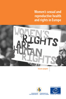 Sexual and reproductive health and rights eu