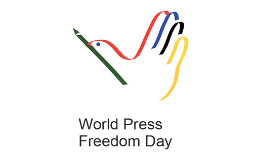 UNESCO World Press Freedom Day Logo