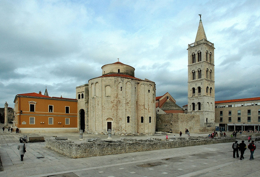 ZADAR, St. Donats Church - photo by Vidoslav Barac.jpg
