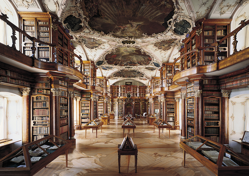Saint-Gall bibliotheque du couvent.jpg