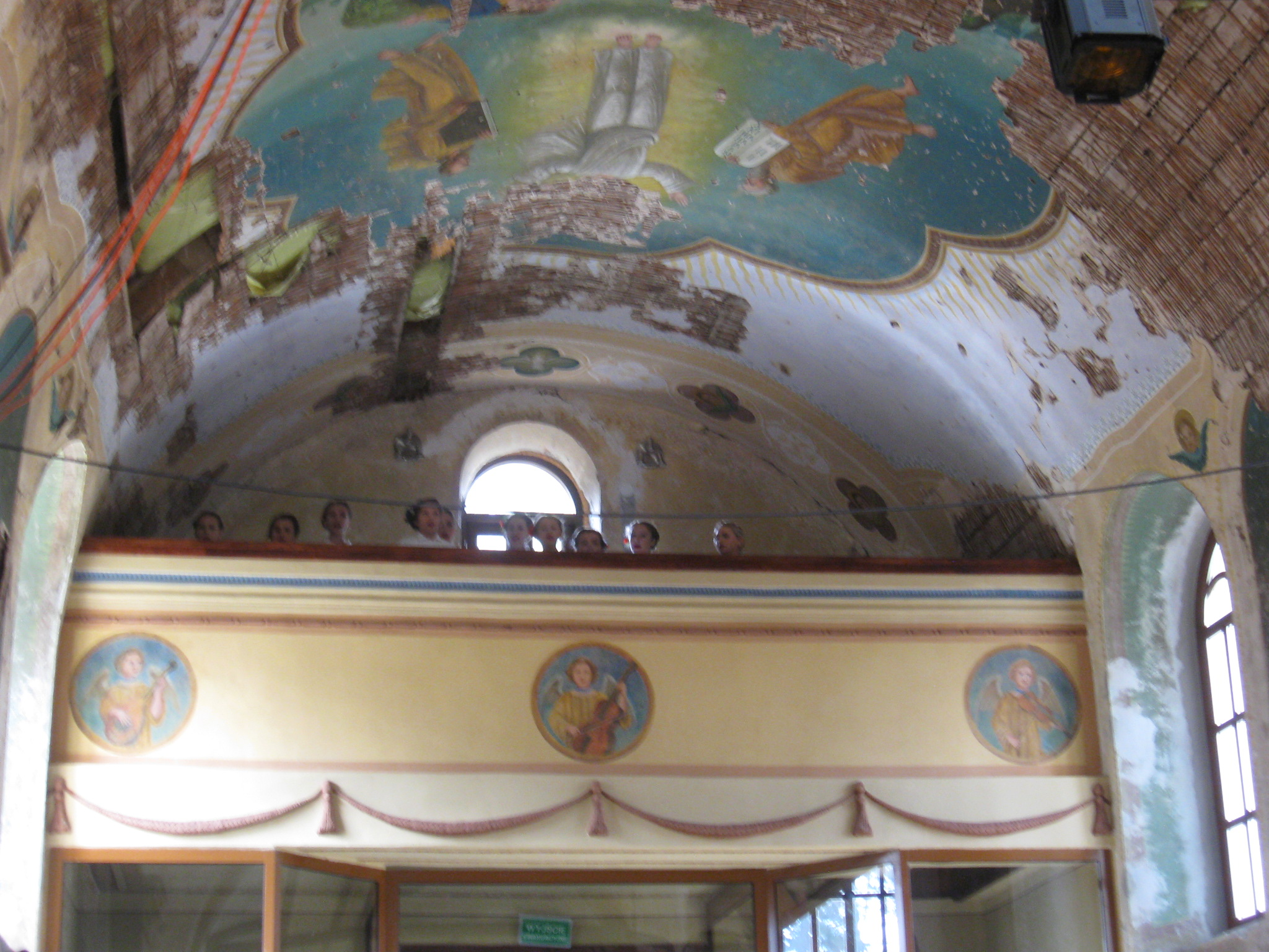 Concert and exhibition centre in former Orthodox church in Narol, Subcarpathian voivodeship - photo 2.jpg