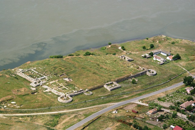 Capidava Roman and Byzantine Fortress on the Danube.jpg