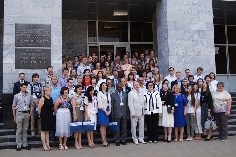 Head of Office participated in the IV Summer School on Human Rights in Voronezh