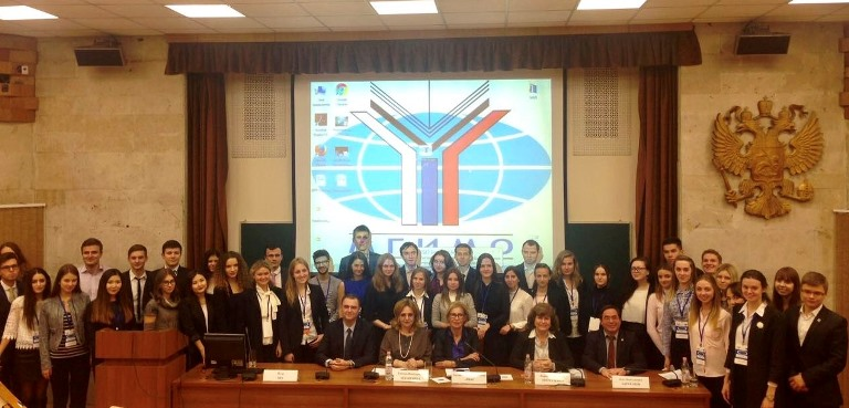 The Head of Office took part in the opening ceremony of the ECHR model at MGIMO University