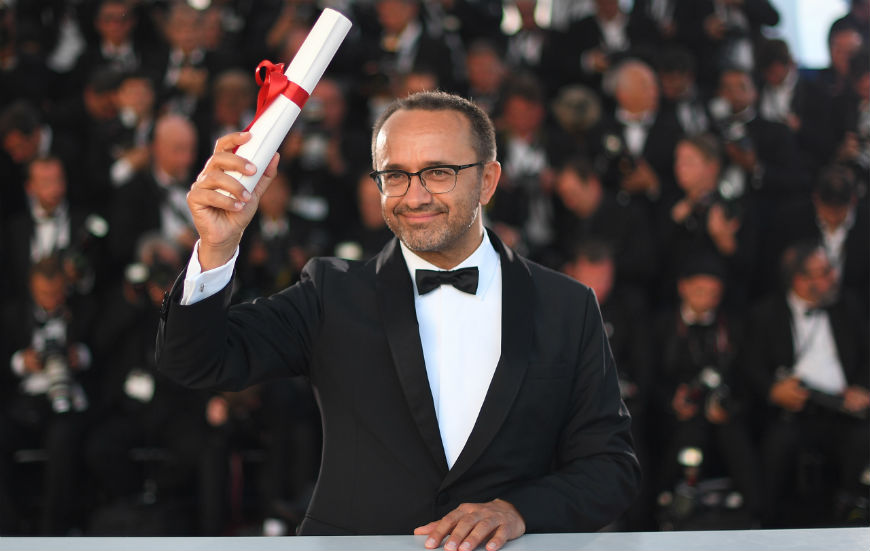 "Film of Russian director А. Zvyagintsev ""Loveless"" supported by the CoE fund ""Eurimages"" awarded with Jury Prize of the Cannes Festival 2017"