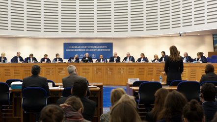 Russian Federation and European Court of Human Rights