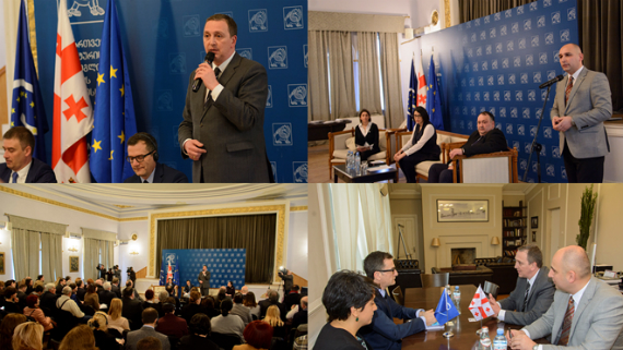 Georgia: Official Launching of the Cultural Routes of the Council of Europe programme