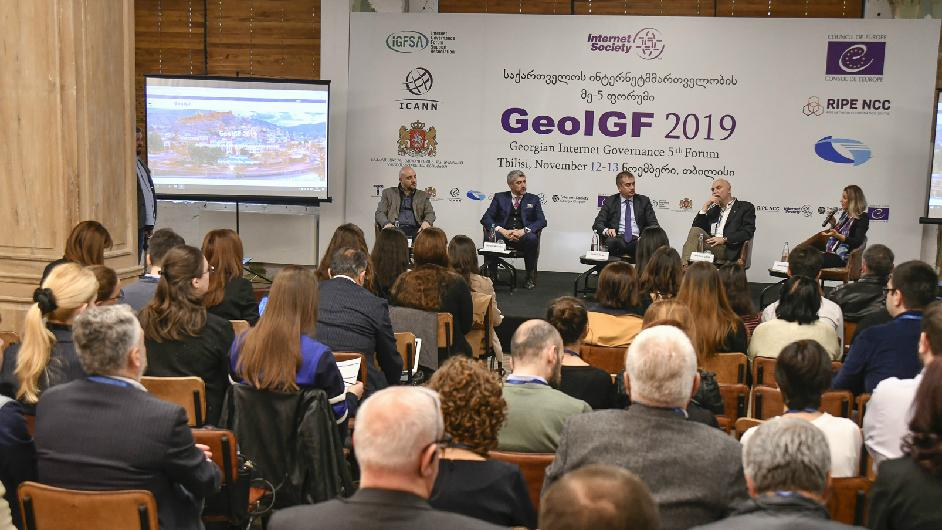 5th Georgian Internet Governance Forum GeoIGF 2019