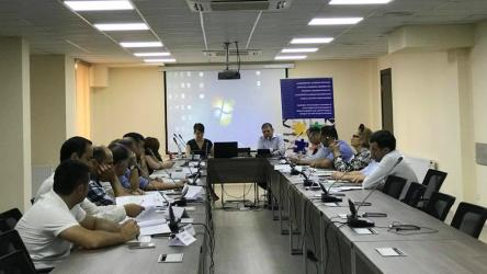 Training on Communication Standards with Persons with Disabilities for Prosecutors