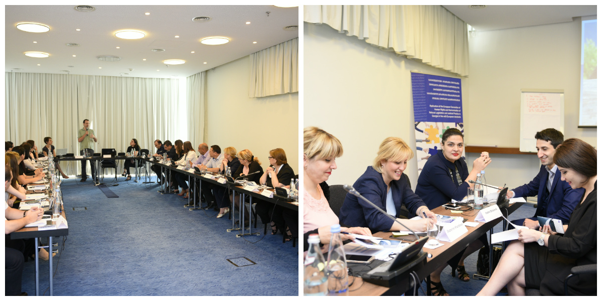 Training on Communication with Persons with Disabilities for prosecutors