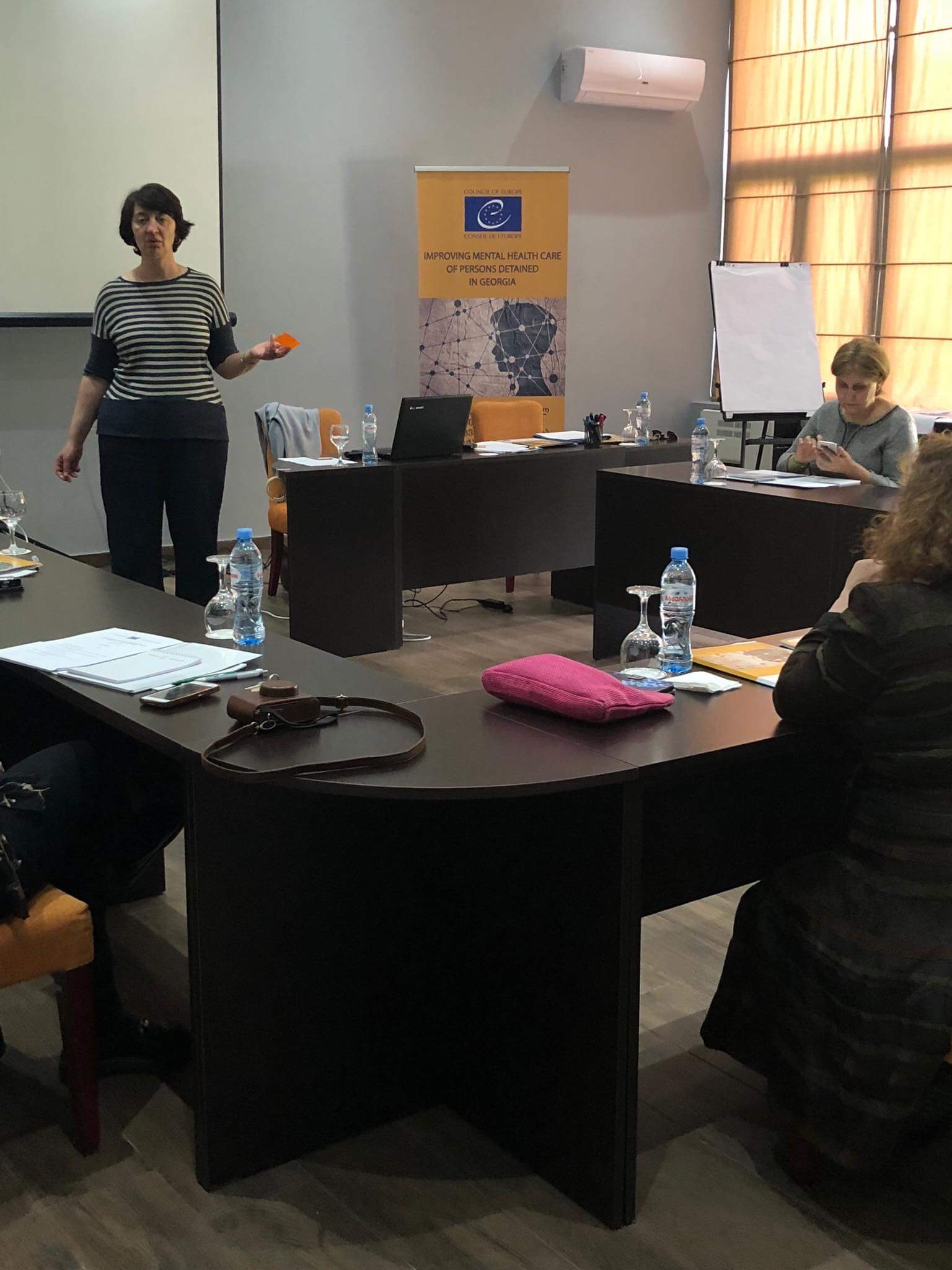 First Training Programme for Psychiatric Nurses in Georgia