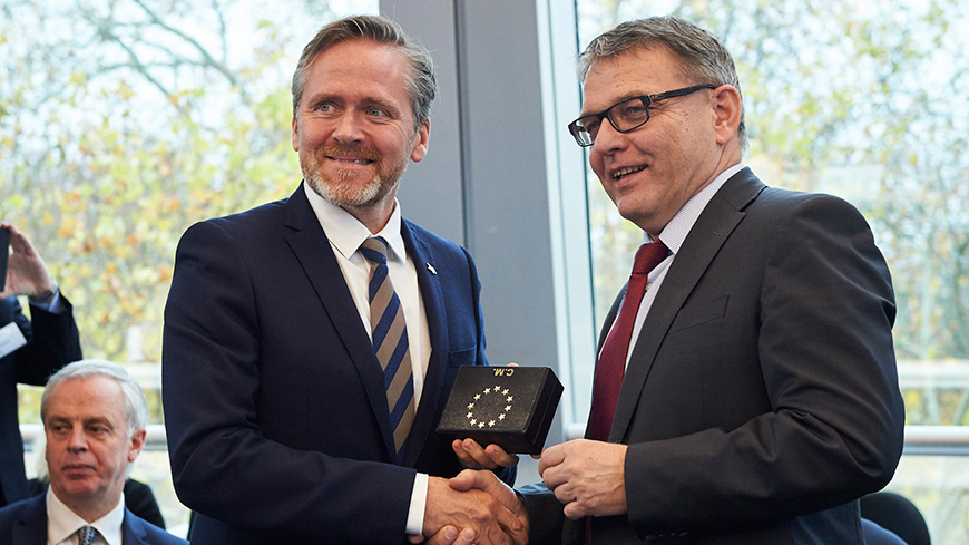Committee of Ministers: the Czech Republic hands over chairmanship to Denmark