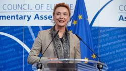 Marija Pejčinović Burić elected Secretary General of the Council of Europe