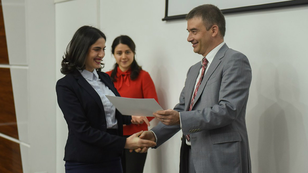 Strengthened justice response to cases of violence against women and domestic violence in Georgia