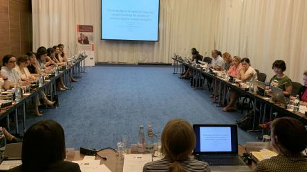 Georgia plans to pilot a methodology and tool for mapping support services for victims of violence against women