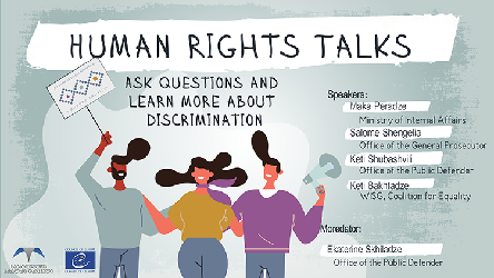 Discussing anti-discrimination and redress mechanisms